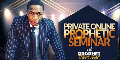 Private Online Prophetic Seminar tickets
