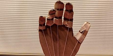 Maker Kids Grades K-1:  Make a Mechanical Hand tickets