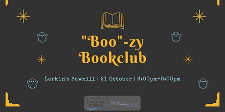 """Boo""-zy Bookclub tickets"
