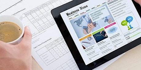 Curso de Gestão Integrada de Custos e Orçamento – Online bilhetes