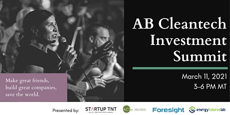 The Alberta Cleantech Investment Summit tickets