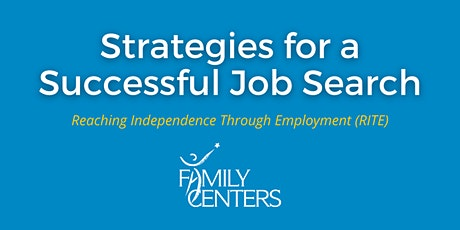 Strategies for a Successful Job Search tickets