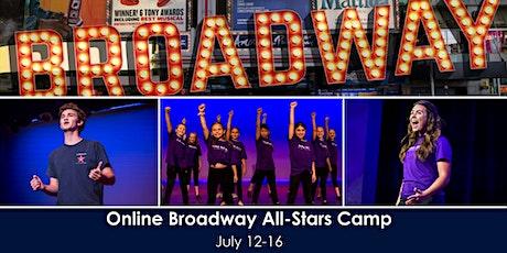 Online Broadway All-Stars Camp tickets