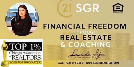Do you believe you can become financially free? New York Online Seminar tickets