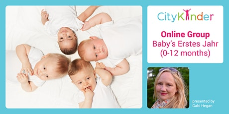 Baby's Erstes Jahr | Mommy and Me Online Gruppe tickets