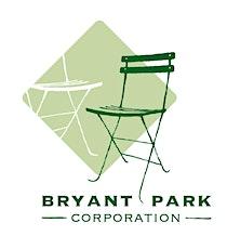 Bryant Park Public Tours tickets