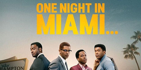 One Night in Miami, Drive-in Screening tickets