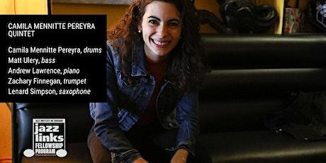 The Jazz Institute of Chicago presents: Camila Mennitte Pereyra Quintet tickets