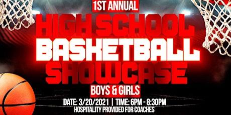 """The Show"" High School Basketball Showcase tickets"