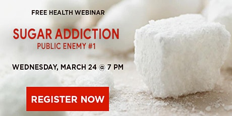WEBINAR: Sugar Addiction tickets