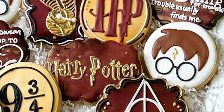 Harry Potter Cookie Decorating Class tickets