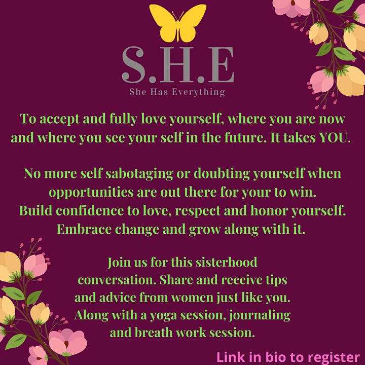 S.H.E (She Has Everything) Presents March Embrace image