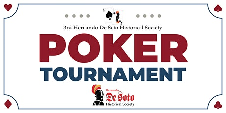 De Soto Poker Tournament tickets