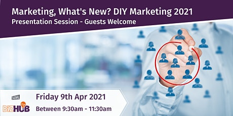 Marketing, What's New? - Part 1 tickets