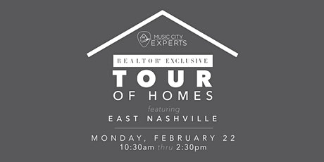 MCE REALTOR® Tour of Homes - March 2021 tickets