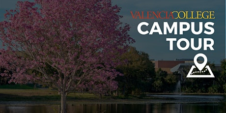 Valencia College Virtual Campus Tour tickets