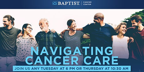 Navigating Cancer Care tickets