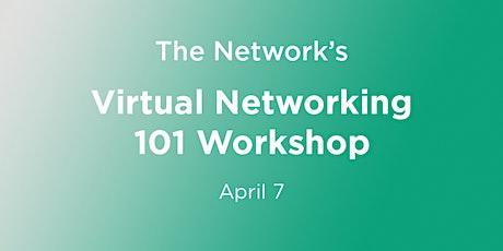 Virtual Networking 101 Workshop tickets