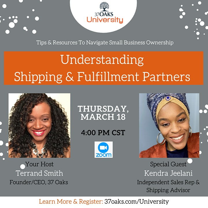 37 Oaks' Bob & Weave: Understanding Shipping & Fulfillment Partners image