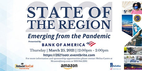 IEEP Presents: 2021 State of the Region tickets