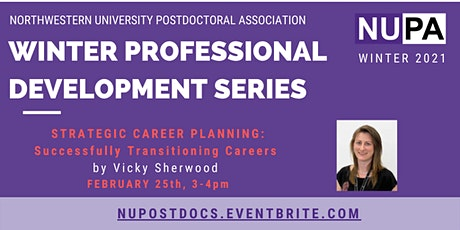 Strategic Career Planning: Successfully Transitioning Careers tickets
