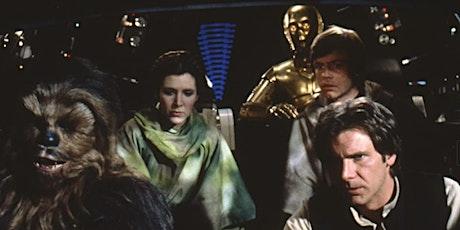 QUANTICO - Movie:  Star Wars: Return of the Jedi - PG tickets