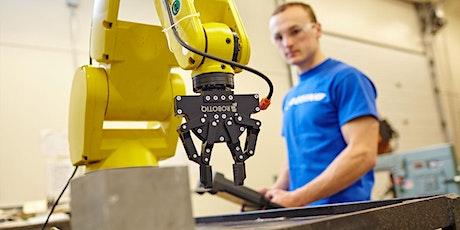 Industrial Maintenance & Mechatronics Info Session -Bellingham Tech College billets