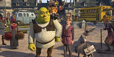 QUANTICO - Movie:  Shrek: The Third - PG tickets