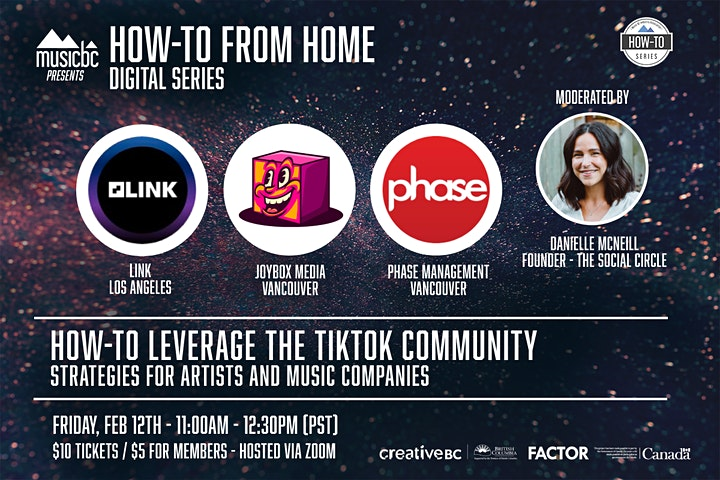 How-To From Home: Leveraging The TikTok Community image