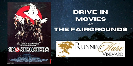 Ghostbusters Drive-In Movie @ The Calvert County Fairgrounds tickets