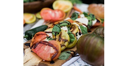 FRESH Farm-to-Table - Instructional Cooking Class - In-Person or Virtual tickets