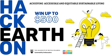 Hack-Earth-On: Achieving Accessible and Equitable Sustainable Living tickets