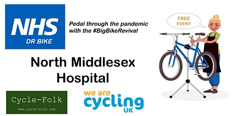 Dr Bike - North Middlesex Hospital tickets
