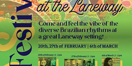 Brazil at Laneway - Music festival tickets