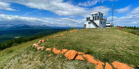 Intermediate  Guided Hike- Mockingbird fire Lookout tickets