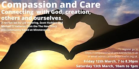 Compassion and Care ingressos