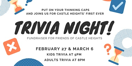 CHE Trivia Night Fundraiser tickets