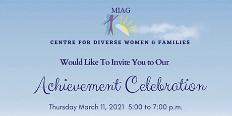 MIAG Centre: Achievement Celebration tickets