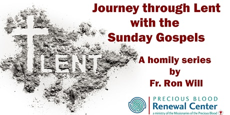 A Journey through Lent with the Sunday Gospels tickets