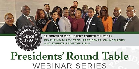 PRT Webinar Series tickets