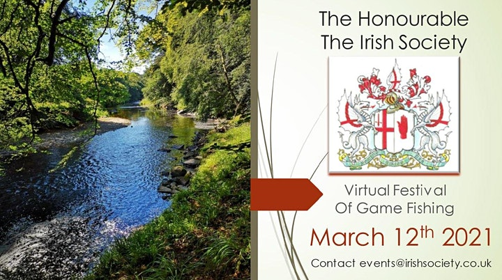 LIVE: Virtual Festival of Game Fishing ~ FREE LIVE STREAM  + Prize Draw image