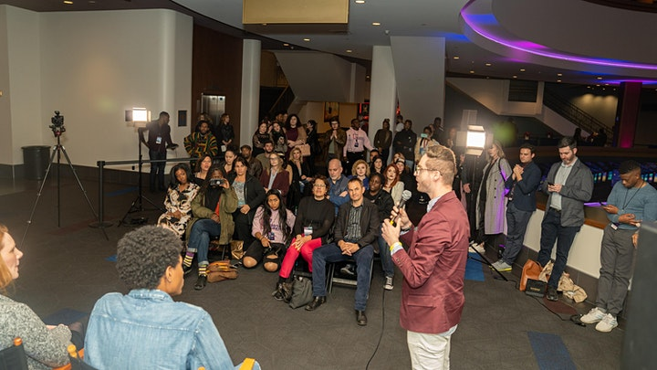 Micheaux Film Festival 2021 image