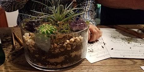 DIY Terrarium & Succulent Workshop tickets