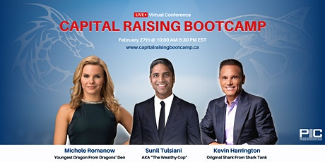Capital Raising Bootcamp tickets