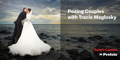 Posing Couples Live Broadcast with Tracie Maglosky & Profoto tickets