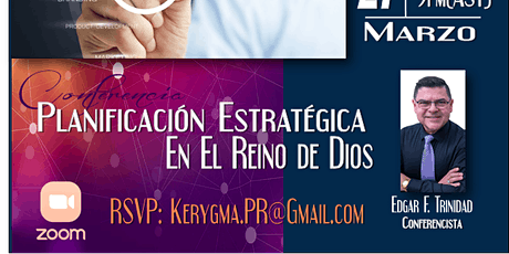 Planificación Estratégica En El Reino de Dios entradas