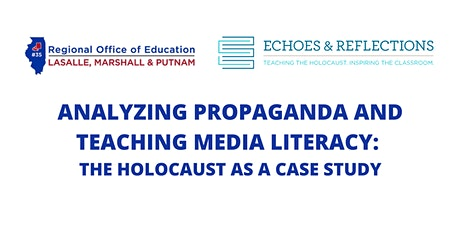 ANALYZING PROPAGANDA AND TEACHING MEDIA LITERACY tickets
