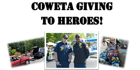 Coweta Giving to Heroes tickets