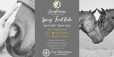 Spring Trail Ride tickets