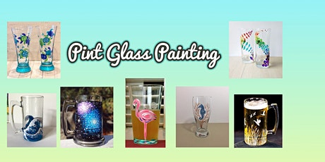Pint Glass Painting at Ancient City Brewing tickets